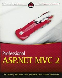 Professional ASP.NET MVC 2 (Paperback)-cover