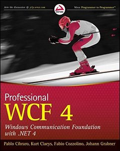 Professional WCF 4: Windows Communication Foundation with .NET 4 (Paperback)-cover