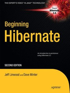 Beginning Hibernate, 2/e (Paperback)-cover