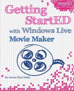 Getting StartED with Windows Live Movie Maker (Paperback)-cover
