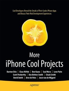 More iPhone Cool Projects (Paperback)-cover