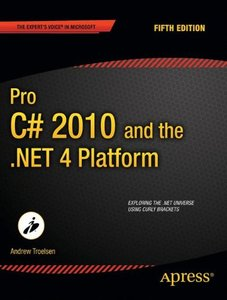 Pro C# 2010 and the .NET 4 Platform, 5/e (Paperback)-cover