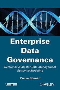 Enterprise Data Governance (Hardcover)-cover