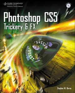 Photoshop CS5 Trickery & FX (Paperback)-cover