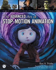 The Advanced Art of Stop-Motion Animation (Paperback)-cover