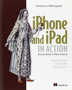 iPhone and iPad in Action (Paperback)-cover