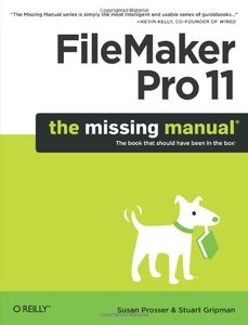 FileMaker Pro 11: The Missing Manual (Paperback)-cover