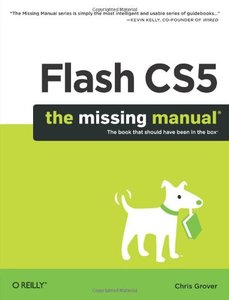 Flash CS5: The Missing Manual (Paperback)-cover