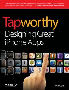Tapworthy: Designing Great iPhone Apps (Paperback)-cover