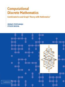 Computational Discrete Mathematics: Combinatorics and Graph Theory with Mathematica (Paperback)-cover