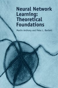 Neural Network Learning: Theoretical Foundations (Paperback)-cover