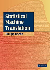 Statistical Machine Translation (Hardcover)-cover