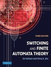 Switching and Finite Automata Theory, 3/e (Hardcover)