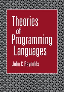 Theories of Programming Languages (Paperback)-cover
