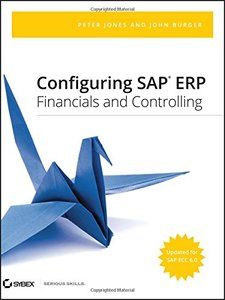 Configuring SAP ERP Financials and Controlling (Hardcover)-cover