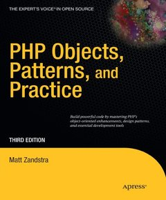 PHP Objects, Patterns and Practice, 3/e (Paperback)-cover