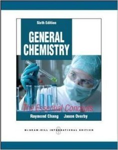 General Chemistry: The Essential Concepts, 6/e (IE-Paperback)-cover