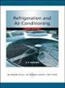 Refrigeration Air Conditioning, 3/e (IE-Paperback)-cover