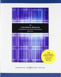 International Business, 8/e  (Paperback)-cover