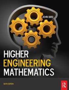Higher Engineering Mathematics, Sixth Edition-cover