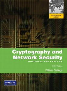 Cryptography and Network Security: Principles and Practice, 5/e (IE-Paperback)-cover