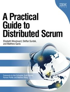A Practical Guide to Distributed Scrum (Paperback)-cover