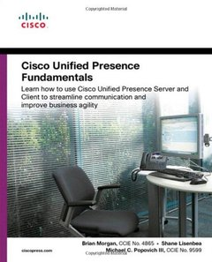 Cisco Unified Presence Fundamentals (Paperback)-cover