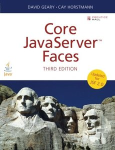 Core JavaServer Faces, 3/e (Paperback)-cover
