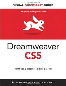 Dreamweaver CS5 for Windows and Macintosh: Visual QuickStart Guide (Paperback)-cover