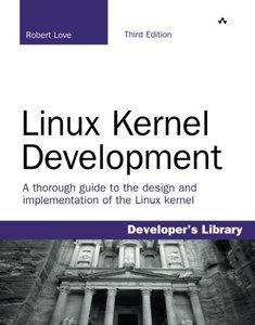 Linux Kernel Development, 3/e (Paperback)-cover
