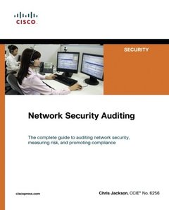 Network Security Auditing (Paperback)-cover