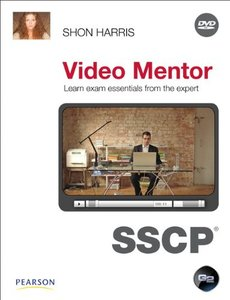 SSCP Video Mentor (Hardcover)-cover