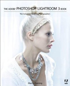 The Adobe Photoshop Lightroom 3 Book: The Complete Guide for Photographers (Paperback)-cover
