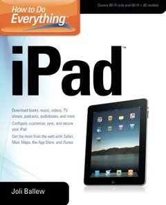 How to Do Everything iPad (Paperback)-cover