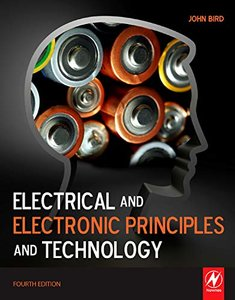 Electrical and Electronic Principles and Technology, 4/e (Paperback)-cover