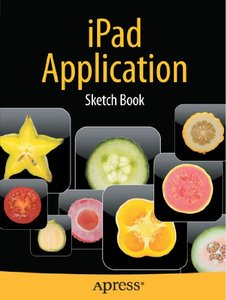 iPad Application Sketch Book (Paperback)-cover