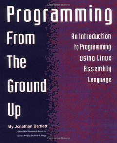 Programming From The Ground Up (Paperback)-cover