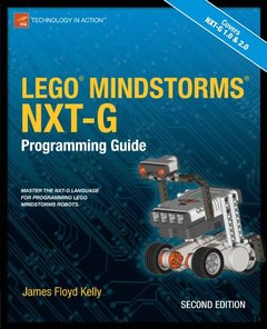 LEGO MINDSTORMS NXT-G Programming Guide, 2/e (Paperback)-cover