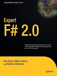 Expert F# 2.0 (Paperback)-cover