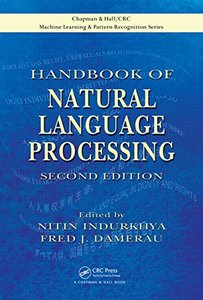 Handbook of Natural Language Processing, 2/e (Hardcover)-cover