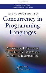 Introduction to Concurrency in Programming Languages (Hardcover)-cover
