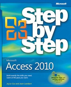 Microsoft Access 2010 Step by Step (Paperback)
