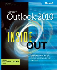 Microsoft Outlook 2010 Inside Out (Paperback)-cover