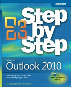 Microsoft Outlook 2010 Step by Step (Paperback)-cover