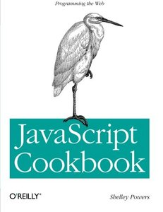 JavaScript Cookbook (Paperback)-cover