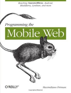 Programming the Mobile Web (Paperback)-cover
