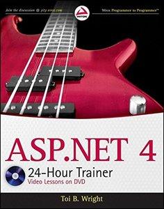 ASP.NET 4 24-Hour Trainer (Paperback)-cover
