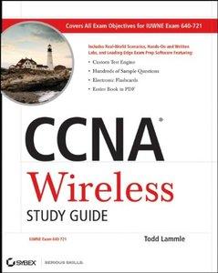 CCNA Wireless Study Guide: IUWNE Exam 640-721 (Paperback)-cover