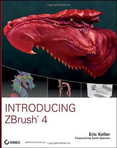 Introducing ZBrush 4 (Paperback)-cover