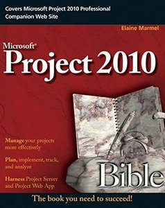 Project 2010 Bible (Paperback)-cover